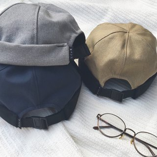 Splicing sailor cap