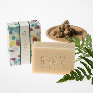 Warm ginger Marseille soap / no incense