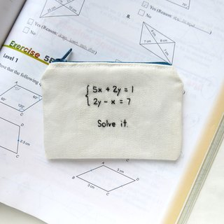 Lifelong Learning series: Mathematics Bag - Solve it