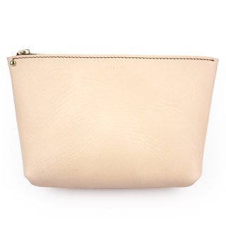 [WILD]|Cosmetic Pouch [L]|Zipper Toiletry Makeup Bag