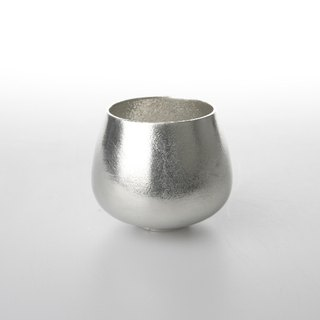 Pure tin flower bud cup