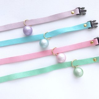 Healing sound ,Japanese water instrument fantastic reflective pearl bell collar