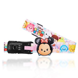 Disney TSUMTSUM with luggage balance harness - Minnie