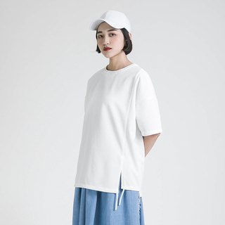 Inspiration Revelation Model Loose Top_8SF004_White
