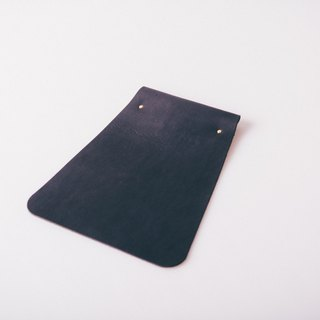PLEASANT Trapezium Leather Mouse Pad, cow leather, gift, stationery