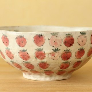 ※ Order Production Strawberry Salad Bowl.