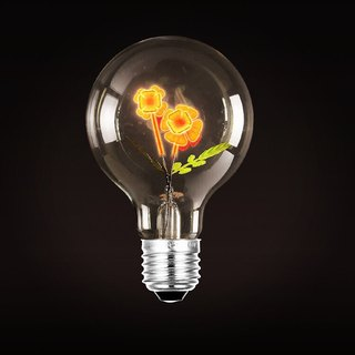 Good Form‧Good Shape│Decorative Atmosphere‧Pattern Light Bulb·Lucky Grass Bulb