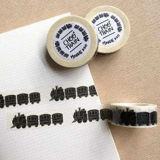 Choo Choo Train Washi Tape