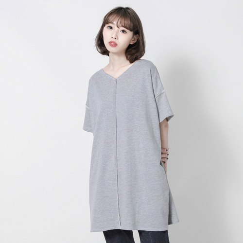 SU: MI said Fetters traction dislocation loose dress _7SF008_ gray