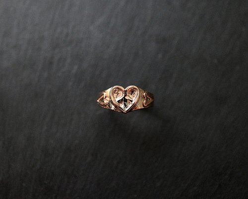 Love & Peace Love & Peace Ring (Rose Gold)