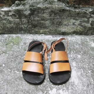 ~ After the garden ~ homemade sandals custom models JC-08 (style can be customized regardless of men and women)