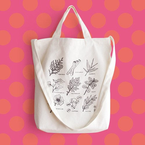 【Add to Cart】 Photosynthesis ‧ Canvas Bag