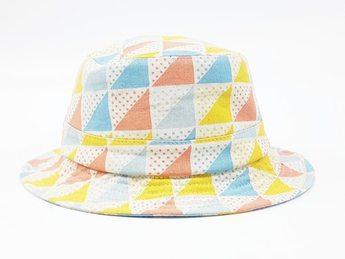 English disc Gentleman hat - pink dot color # good pink / good color / good summer # # new summer # limited amount of production