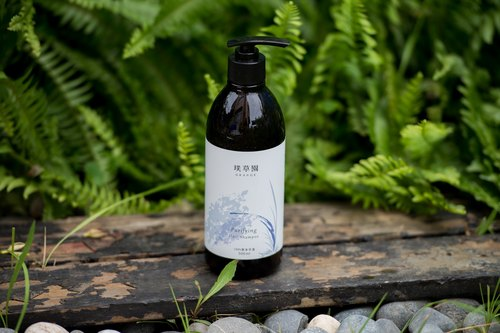 【Season Season X Ying new products: activities goods】 purification adjustment shampoo 500ml