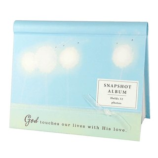 God's Love with this 32 into the [Hallmark-acid-free photo album / photo album simple style]