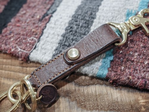 HEYOU Handmade - Key Chain Key Chain - Deep Coffee