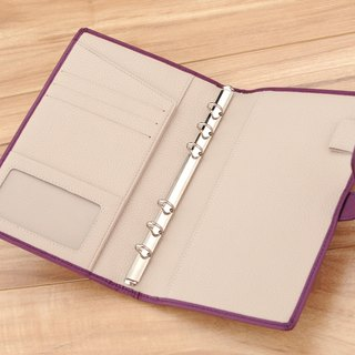 STORYLEATHER Style 90864 A6 size custom made notebook