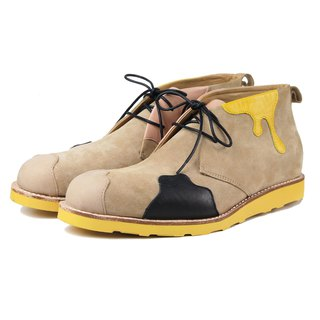 Cloud High Top M1188 Sand Leather Boots