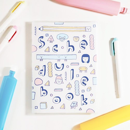 Yohand Schedule Book / Stationery
