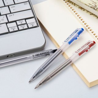 [IWI] EPOCH excellent writing 0.5mm oily plastic ball pen (10 in)