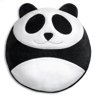 Body heat / cold pack - panda shape