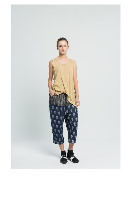 1601E1320 (low-grade fabric drawstring pants)