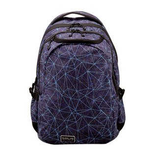 "SOLIS Neon Planet Series 15"" REISE basic laptop backpack"