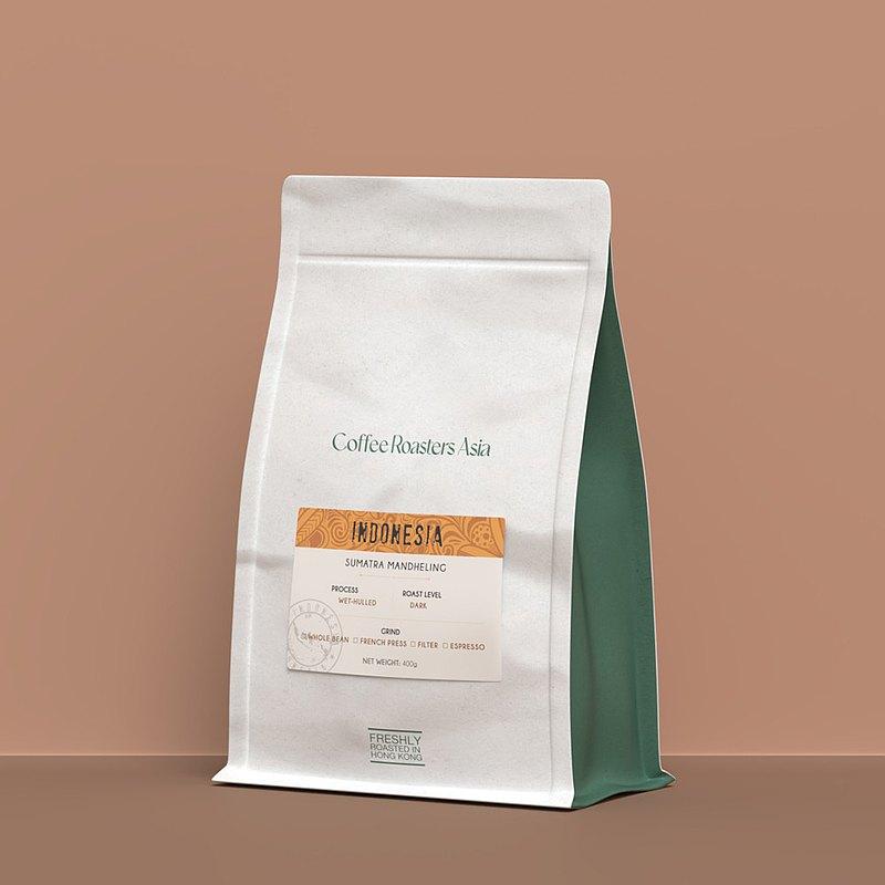 印尼-蘇門答臘曼特寧 G1咖啡