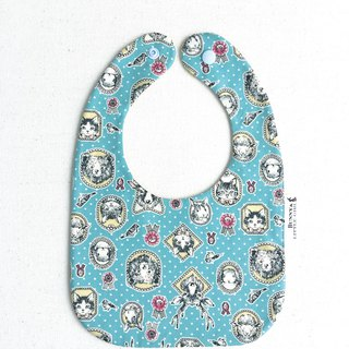 Double Sided Bib - Classical Animals