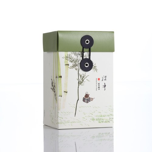 Sansia bi luo chun tea bag box(green tea) ● Renaissance of Taste ● Taiwanese tea