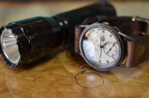 Simon PILOT (wrist watch)