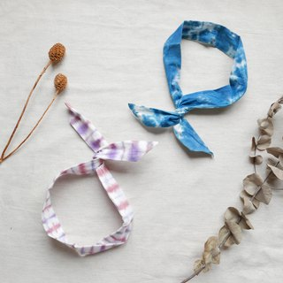 : Aluminum wire headband 1+1 : Original price 565 hand dyed optional 2 pieces discount group plus bouquet card