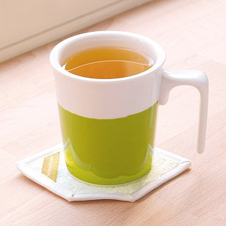Lyme Green kiss mug (drink)