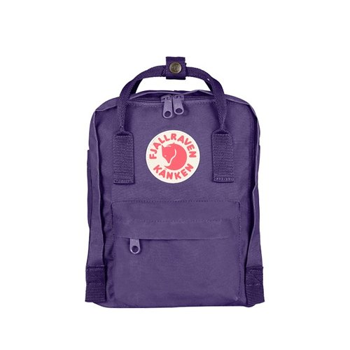 Kanken mini 580 Purple Deep Purple Backpack