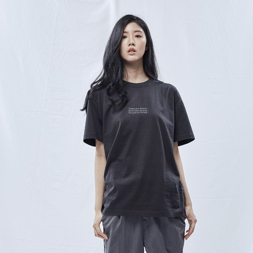 DYCTEAM - Semicolon Series Tee (Slate Gray)