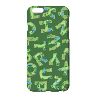 [iPhone ケース] Golf course