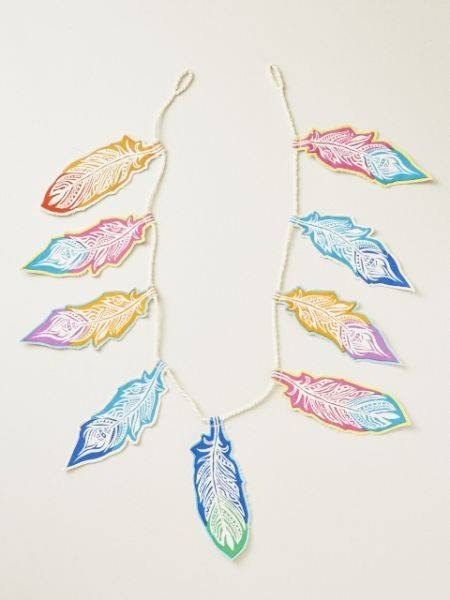 [Pre-order] ☼ color feather ornaments ☼ (random shipments do not pick the color)