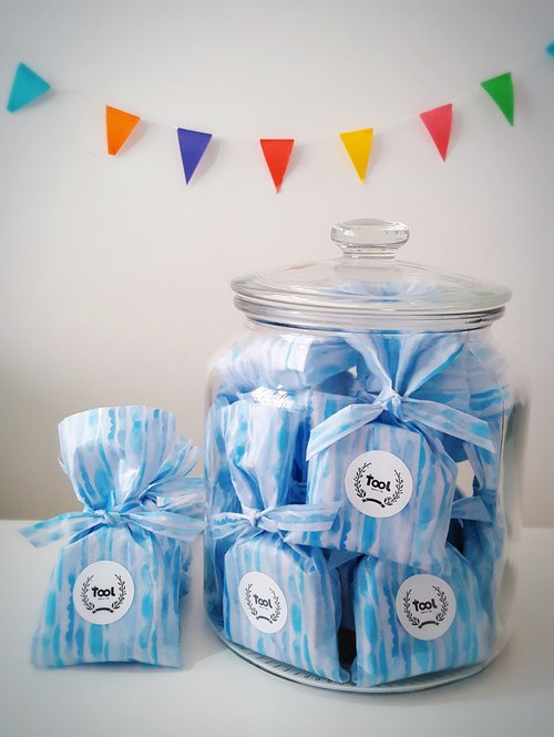 Honey Season Candy Series - Cloud (Blue) / GTIN: 4713077972236
