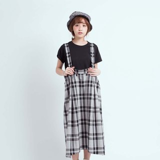 Corsage 鹜 / South smock suspenders Taiwan design design