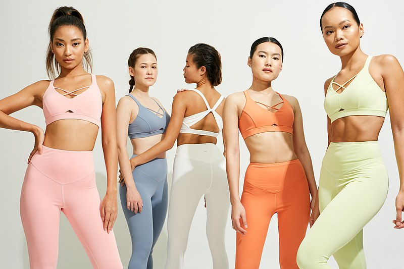Sportswear Activewear Set - Sweat & Sun - Top + Pants