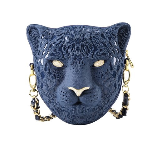 Hong Kong Adamo 3D Bag Original Leopard Shoulder Bags