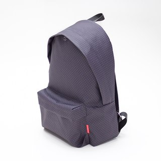 Dot Dot Waterproof Super Light Eco-friendly Backpack ( Charcoal )