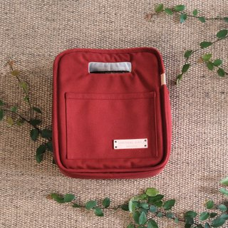 BISCUIT BAG - Red