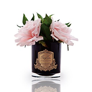 CoteNoire Fragrance Flower - Pink British Royal Rose Fragrance Flower