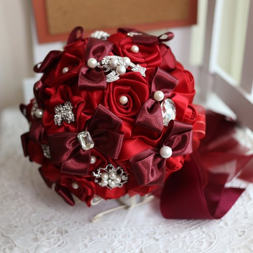 Wreaths Manor*Handmade jewelry bouquet*custom made ​​* ~ jewelry marry bouquet bouquet ~~~ NO.121
