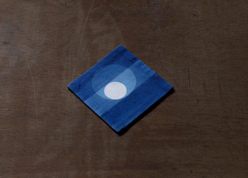 The Square Series-Coaster (one entry) limited dyed products