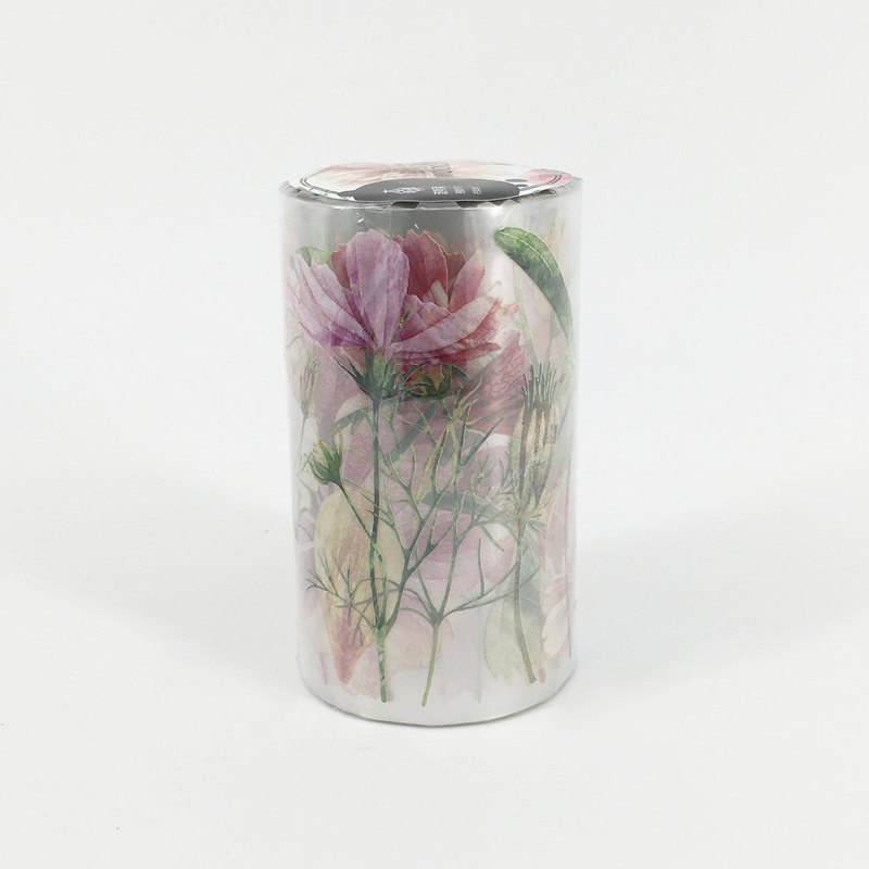 Cosmos Flower / Paper Tape Masking Tape