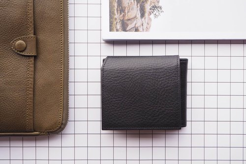 Phil Wallet - Black Color