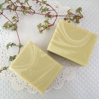 Avocado anti-sensitive milk soap - one year old soap