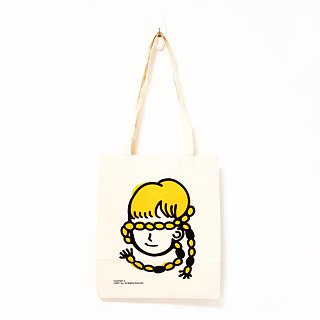 Scorpion girl canvas bag tote bag A3 tote bag green bag beverage bag bag handbag